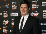 Vernon Kay pictured in May 2014