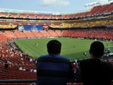 FedExField, the home of NFL franchise Washington Redskins
