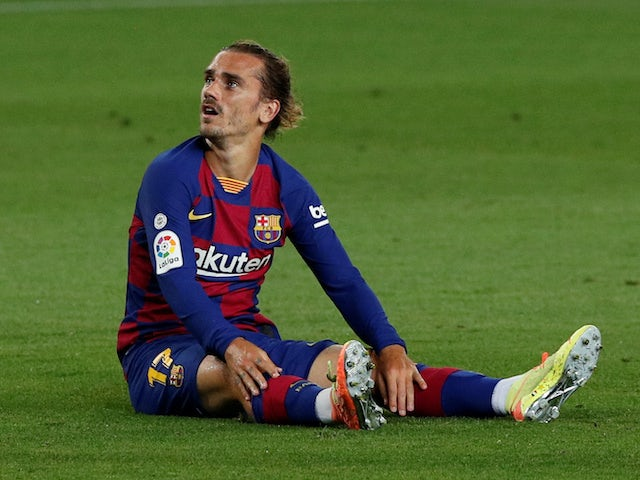 Griezmann 'wanted to leave Barcelona before Koeman talks'