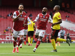 Watford lose at Arsenal on final day to drop out of Premier League