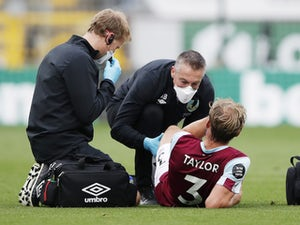 Team News: Charlie Taylor joins growing Burnley injury list for Brighton clash