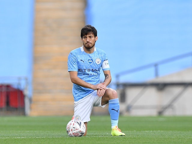 David Silva tests positive for coronavirus