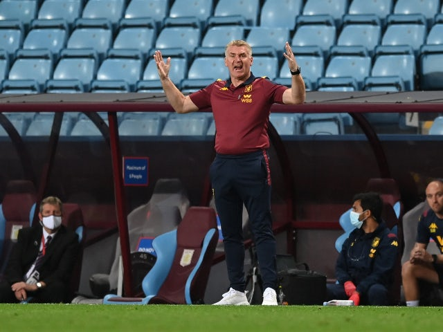 Dean Smith still wants to boost squad before end of transfer window