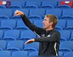 Graham Potter: 'Second-string have earned right to face Manchester United'