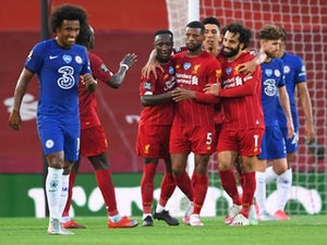 Liverpool beat Chelsea in eight-goal thriller before lifting trophy