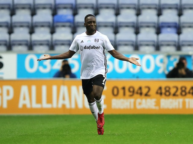 Kebano calls for Fulham to build on FA Cup victory