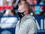 Celtic manager Neil Lennon pictured on July 21, 2020