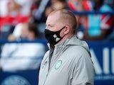 Celtic manager Neil Lennon pictured on July 21, 2020