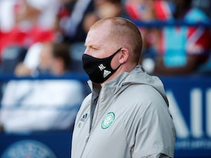 Neil Lennon reacts to Odsonne Edouard transfer speculation