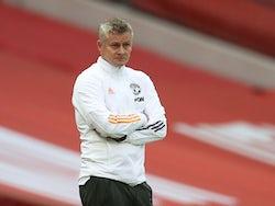 Manchester United manager Ole Gunnar Solskjaer pictured on July 22, 2020