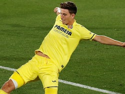 Pau Torres in action for Villarreal on July 5, 2020