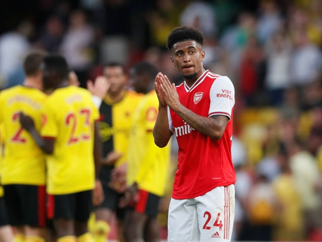 Arsenal 'open to Reiss Nelson offers'