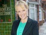 Sally Dynevor as Sally Metcalfe in Coronation Street