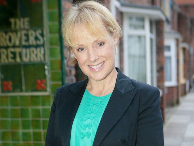 Coronation Street actress Sally Dynevor made MBE