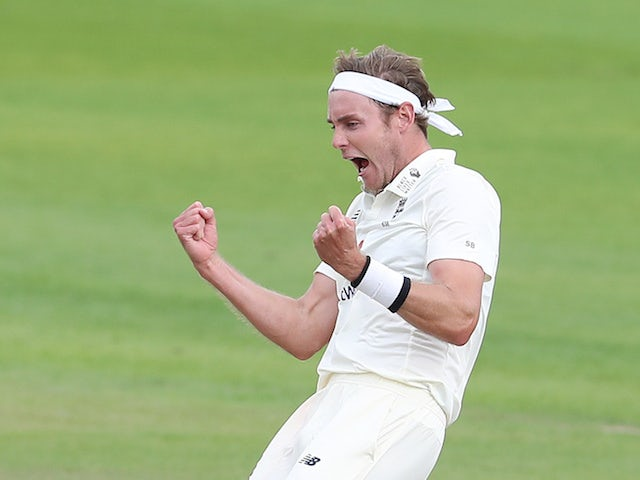Stuart Broad confident England can clinch victory against Pakistan