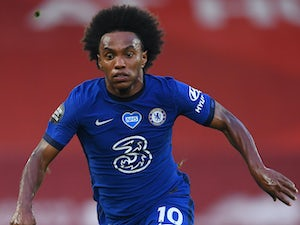 Leaked clip shows Willian in Arsenal kit