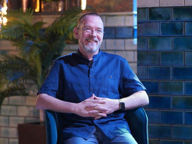Adam Woodyatt teases EastEnders return