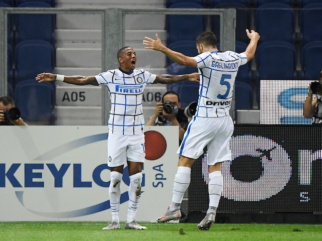Serie A roundup: Ashley Young nets as Inter Milan beat Atalanta to claim second in Serie A