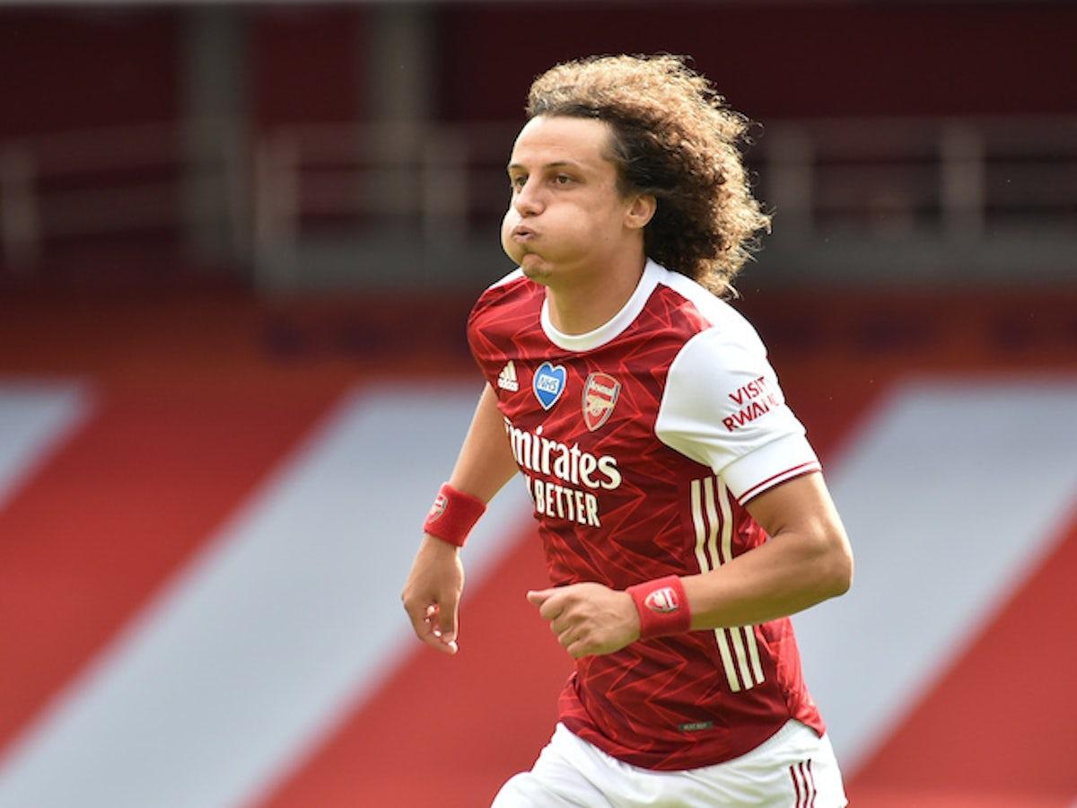Image result for David Luiz Arsenal