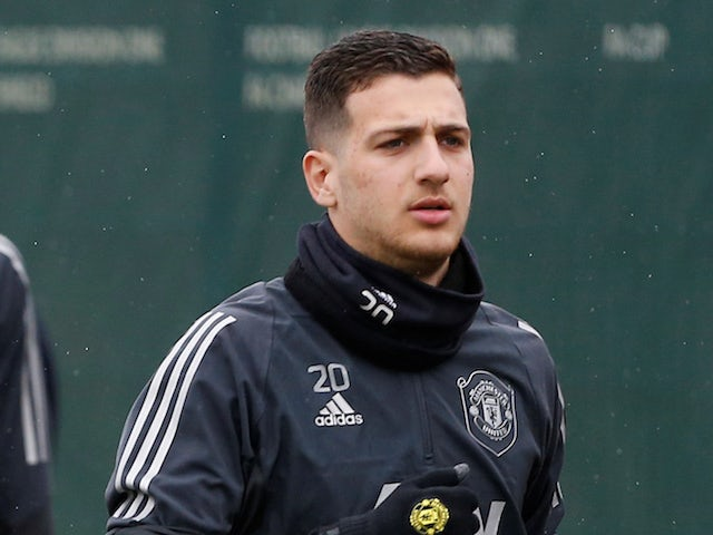Milan 'would only buy Dalot for the right price'