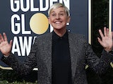 Ellen DeGeneres pictured on January 5, 2020