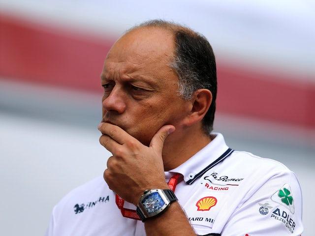 2021 Ferrari engine will be better - Vasseur
