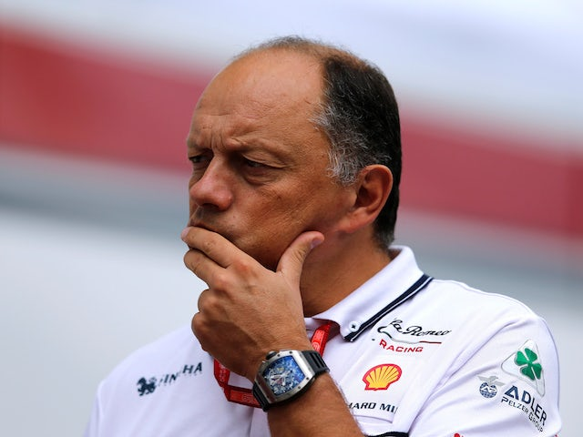 Leclerc, Hamilton self-criticism 'merciless' - Vasseur