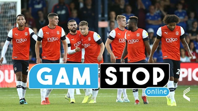 Luton Town FC & Gamstop partnership