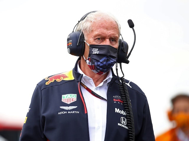 Red Bull's Helmut Marko pictured in July 2020