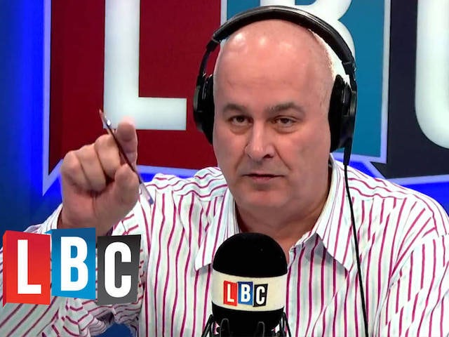 LBC's Iain Dale opens up on attempted rape ordeal