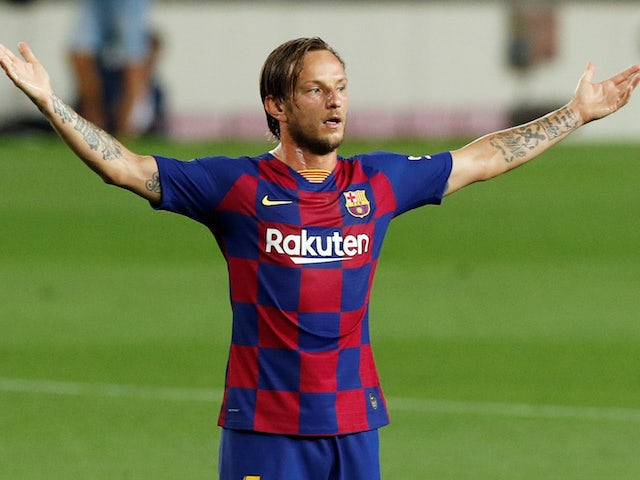 Tottenham 'keen on summer deal for Ivan Rakitic'