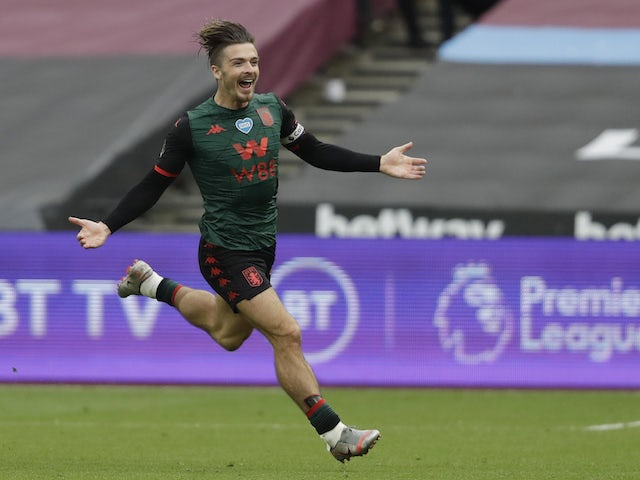 Man Utd 'still in contact with Villa over Grealish'