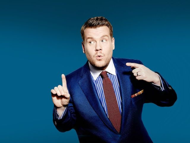 James Corden 'in talks to sign new deal for US talkshow'