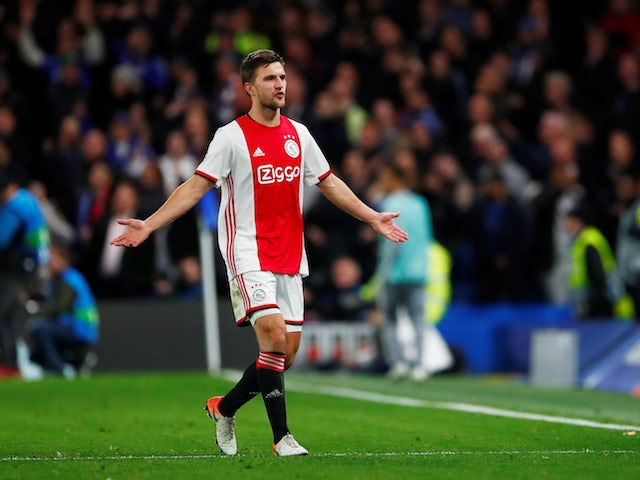 Brighton sign Netherlands international Joel Veltman from Ajax
