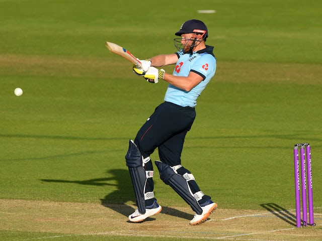 Result: Jonny Bairstow helps England to victory over Ireland