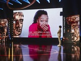 Naomi Ackie wins the supporting actress award at the BAFTA TV Awards on July 31, 2020
