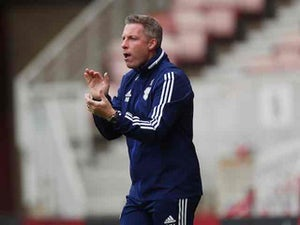 "Neil Harris vows that Cardiff will ""come out fighting"" for playoff semi-final"