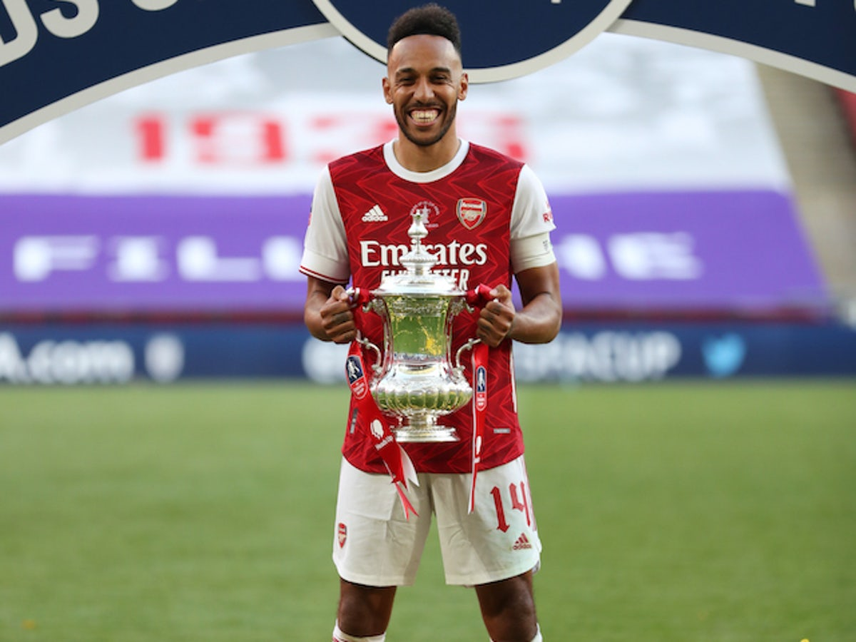 Arsenal 'agree new contract with Pierre-Emerick Aubameyang ...