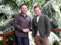 Ant and Dec hosting I'm A Celebrity... Get Me Out Of Here!