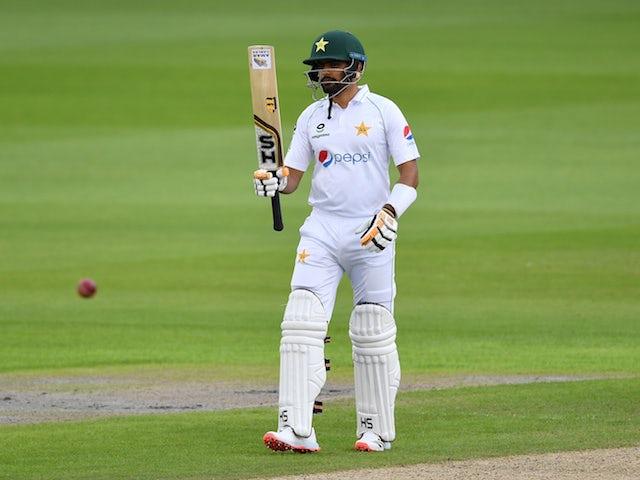 Babar Azam stars as Pakistan frustrate England