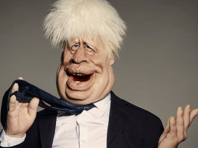 Spitting Image puppets for Boris Johnson, Prince Andrew revealed