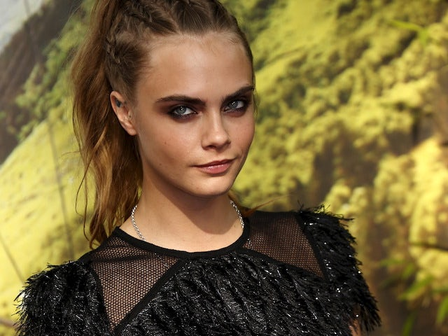 Cara Delevigne pictured in September 2015