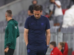 Chelsea manager Frank Lampard turns attention to transfer market following Bayern Munich defeat