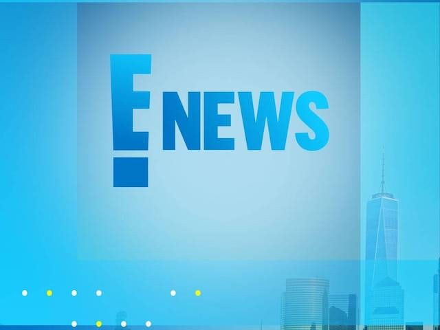 E! News cancelled after almost 30 years