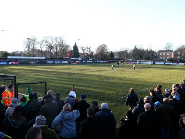 Harrogate Town given permission to ground share while they replace 3G pitch