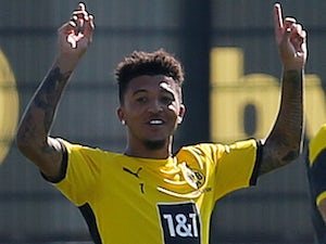Jadon Sancho hints at Dortmund stay amid Man Utd links