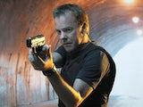 Kiefer Sutherland as Jack Bauer in 24