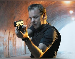 """Kiefer Sutherland waiting for """"great idea"""" to bring back 24"""