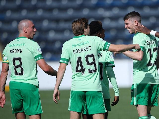 Result: Kilmarnock hold Celtic to score draw in Scottish Premiership