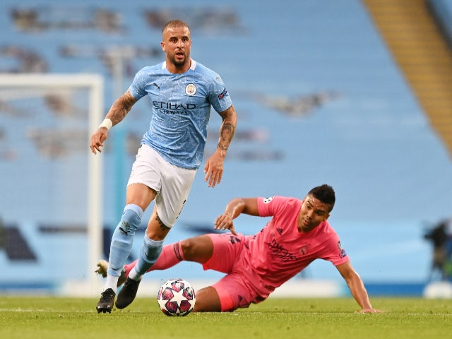 Manchester City's Kyle Walker: 'This is one of our best chances to win the Champions League'